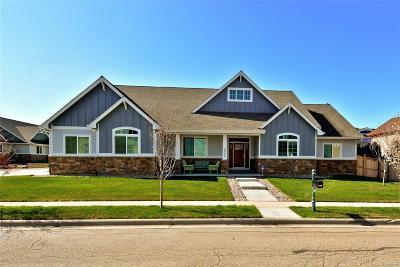 Longmont Single Family Home Active: 3903 Fowler Lane