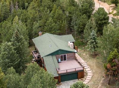 Conifer Single Family Home Active: 10439 Christopher Drive