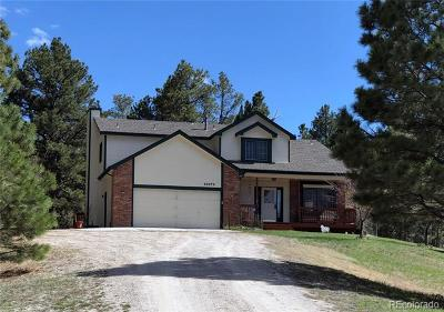 Elbert County Single Family Home Active: 33073 Hillside Court