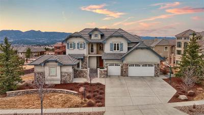 Pine Creek Single Family Home Active: 9842 Pinedale Drive
