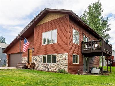 Routt County Single Family Home Active: 3405 Stone Lane