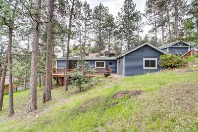 Evergreen Single Family Home Under Contract: 29873 Spruce Road