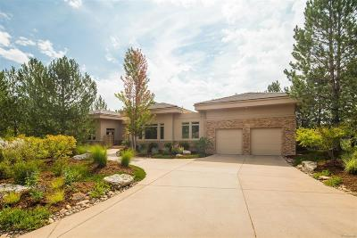 Castle Pines Village, Castle Pines Villages Single Family Home Active: 904 Anaconda Court