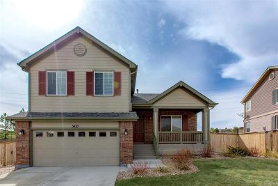 Aurora Single Family Home Under Contract: 5437 South Elk Way