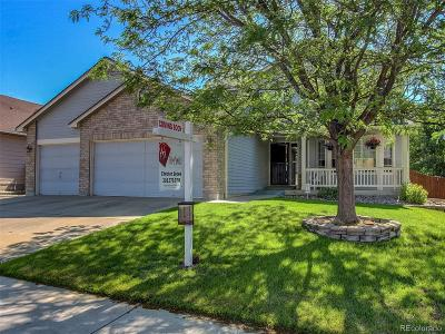 Thornton Single Family Home Under Contract: 13526 Albion Street