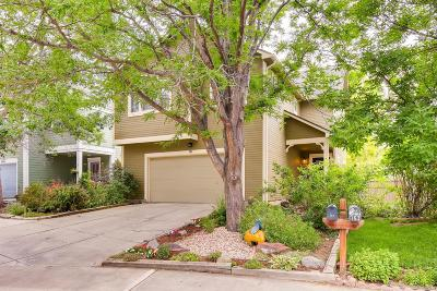 Longmont Single Family Home Under Contract: 767 Thornwood Circle