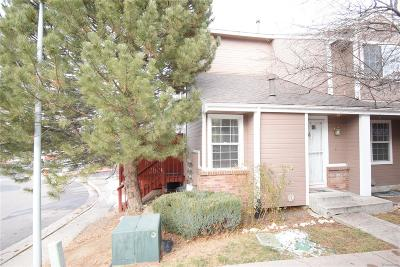 Westminster Condo/Townhouse Under Contract: 12212 Bannock Circle #F