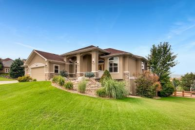 Castle Rock Single Family Home Under Contract: 3249 Soaring Eagle Lane