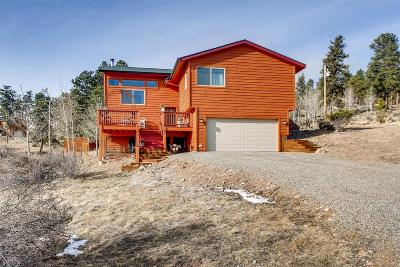 Park County Single Family Home Under Contract: 829 County Road 72