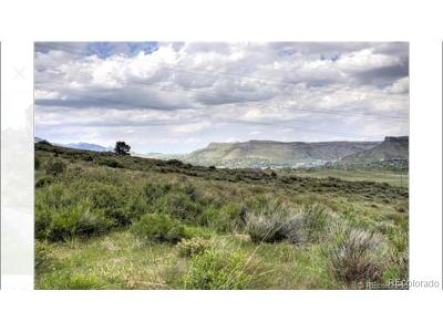 Golden Residential Lots & Land Active: 845 Marston Trail