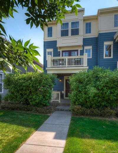 Commerce City Condo/Townhouse Active: 9494 East 108th Avenue