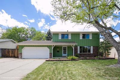 Denver Single Family Home Active: 3357 South Oneida Way