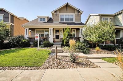 Denver CO Single Family Home Active: $499,900