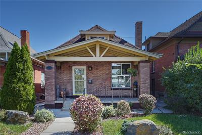 Denver Single Family Home Active: 2116 Federal Boulevard