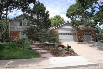 Englewood Single Family Home Active: 5525 South Havana Court