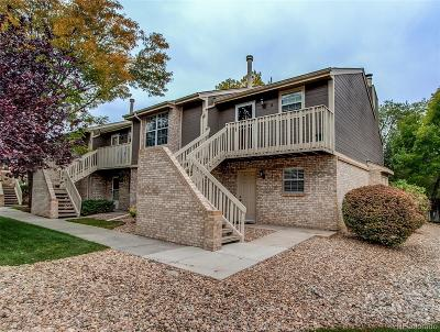Centennial Condo/Townhouse Under Contract: 2680 East Otero Place #5