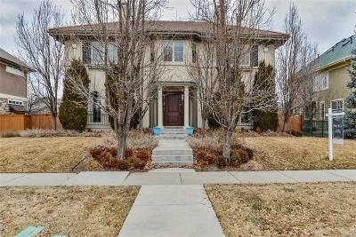 Single Family Home Sold: 8221 East 6th Avenue