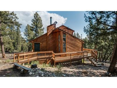 Park County Single Family Home Under Contract: 2396 Middle Fork Vista
