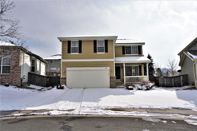 Highlands Ranch Single Family Home Active: 7048 Leopard Gate