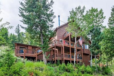 Conifer Single Family Home Under Contract: 10529 Sunlight Lane