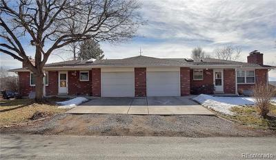 Arvada Condo/Townhouse Under Contract: 9162 West 64th Avenue