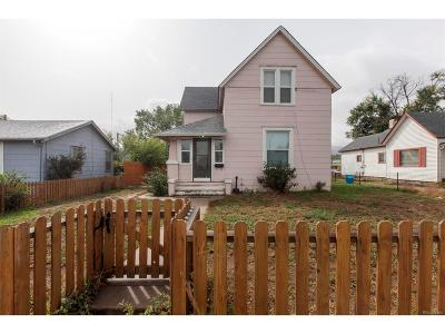 Old Colorado City Single Family Home Under Contract: 721 West Cucharras Street