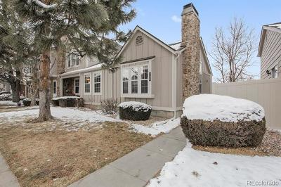 Littleton Condo/Townhouse Active: 9683 West Chatfield Avenue #F