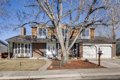 Arapahoe County Single Family Home Active: 3580 South Waco Way