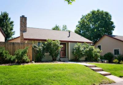 Aurora, Denver Single Family Home Active: 2903 South Revere Street
