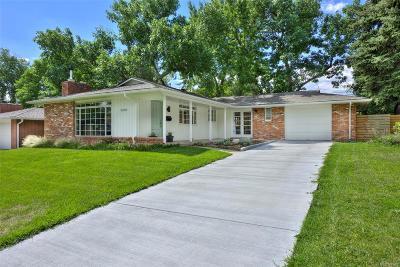 Boulder County Single Family Home Active: 2230 Grape Avenue