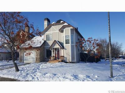 Single Family Home Sold: 18222 East Layton Place