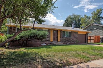 Boulder Single Family Home Active: 4391 Butler Circle