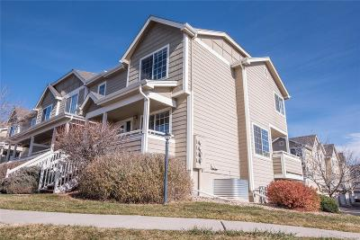 Aurora Condo/Townhouse Active: 1385 South Danube Way #101