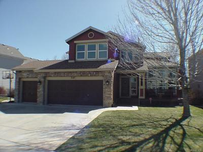 Arvada Single Family Home Under Contract: 6187 Holman Street
