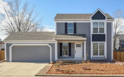 Lafayette Single Family Home Under Contract: 913 Clover Circle
