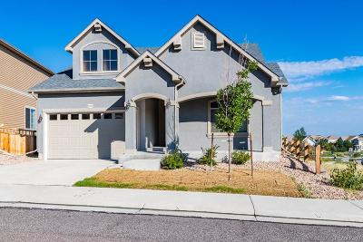 Castle Rock Single Family Home Active: 3689 Starry Night Loop