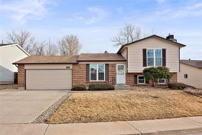 Broomfield Single Family Home Active: 1144 Maple Drive