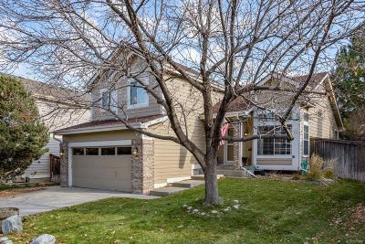 Highlands Ranch Single Family Home Active: 9724 Laredo Street
