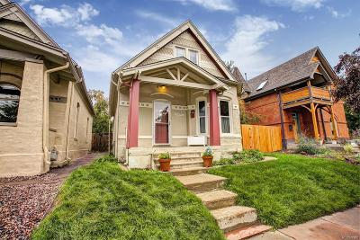 Denver Single Family Home Active: 3231 Julian Street