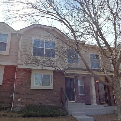 Aurora Condo/Townhouse Active: 18104 East Alabama Place #C