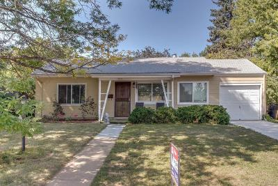 Single Family Home Under Contract: 2875 South Elm Street