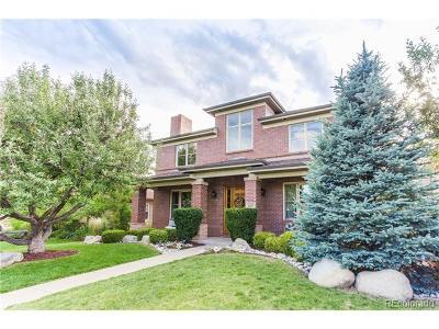 Denver Single Family Home Active: 1287 South Fillmore Street
