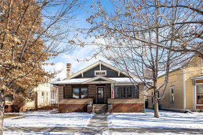 Fort Collins Single Family Home Under Contract: 714 Mathews Street