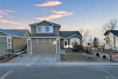 Highlands Ranch Single Family Home Under Contract: 3781 Bucknell Drive