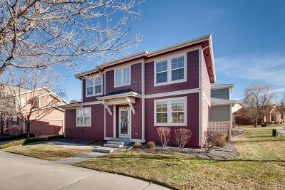 Broomfield Single Family Home Under Contract: 3852 Rabbit Mountain Road #E