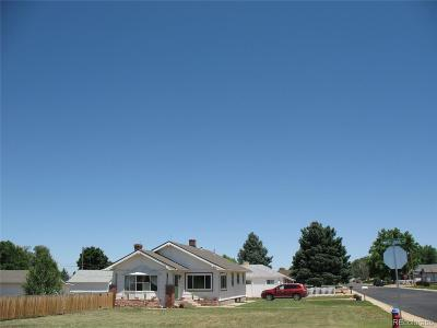Dacono Single Family Home Under Contract: 103 5th Street