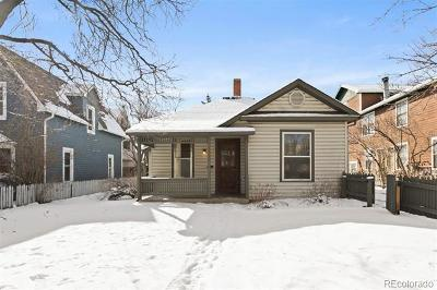 Boulder Single Family Home Active: 2326 Goss Street