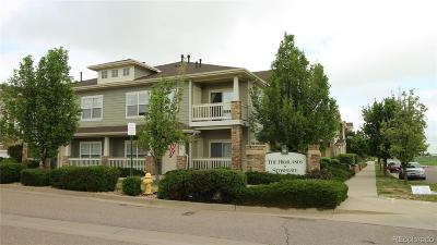 Parker Condo/Townhouse Under Contract: 9511 Pearl Circle #202