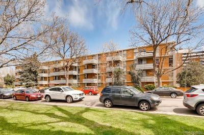 Condo/Townhouse Under Contract: 2500 South York Street #215