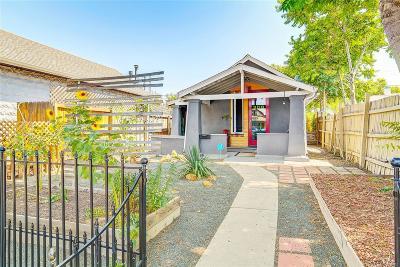 Denver Single Family Home Active: 308 Galapago Street